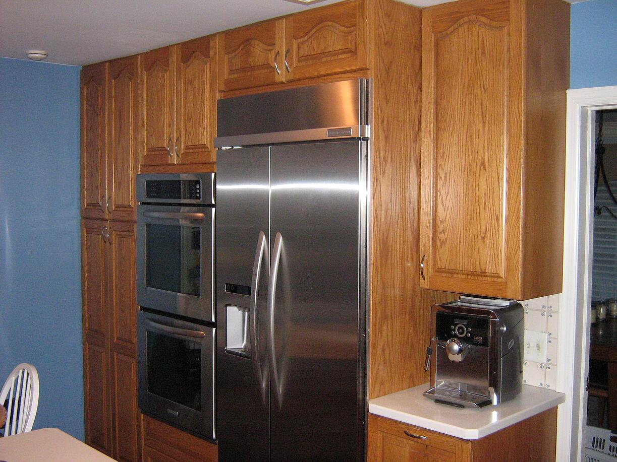 4 kitchen space savers for when you just don 39 t have the room. Black Bedroom Furniture Sets. Home Design Ideas
