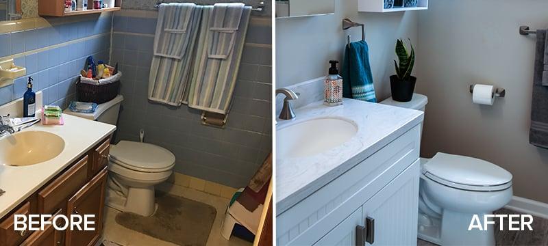 Elements, Bathrooms by Kitchen Magic Allentown, PA