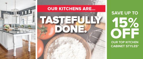 Get Your Kitchen Tastefully Done with Kitchen Magic