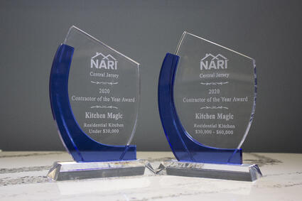 2020 NARI Contractor of the Year Award for Kitchen Magic