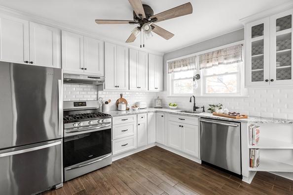 Dec 2020 Featured Kitchen Remodel