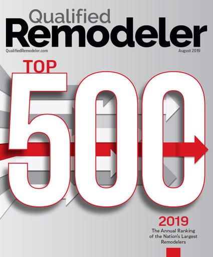 Qualified Remodeler Top Kitchen 2019