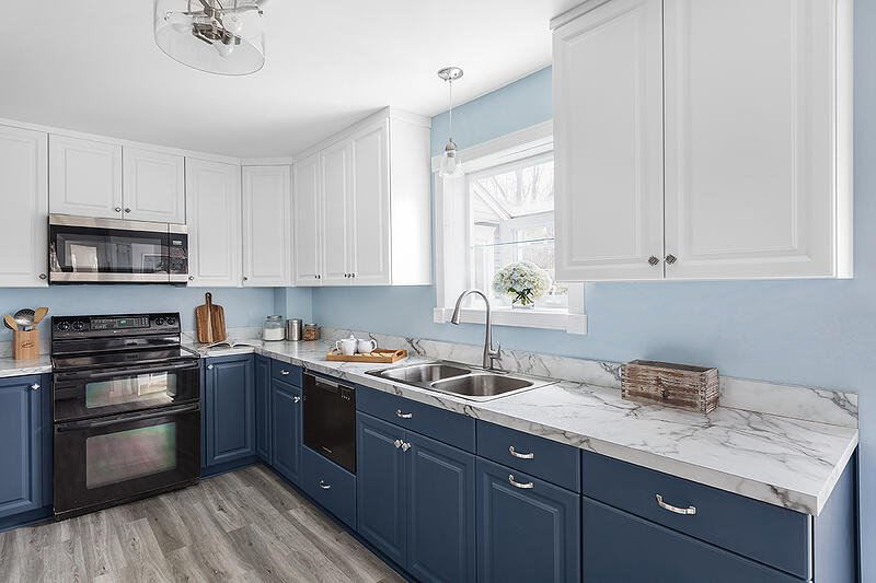 Galley Kitchen Remodel March 2020