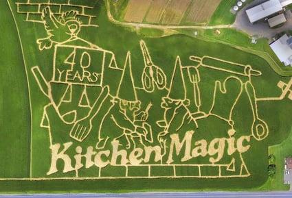 2019 Seiple Farms Kitchen Magic Corn Maze