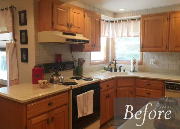 Kitchen Transformation Before And After: Before And After Kitchen Transformations