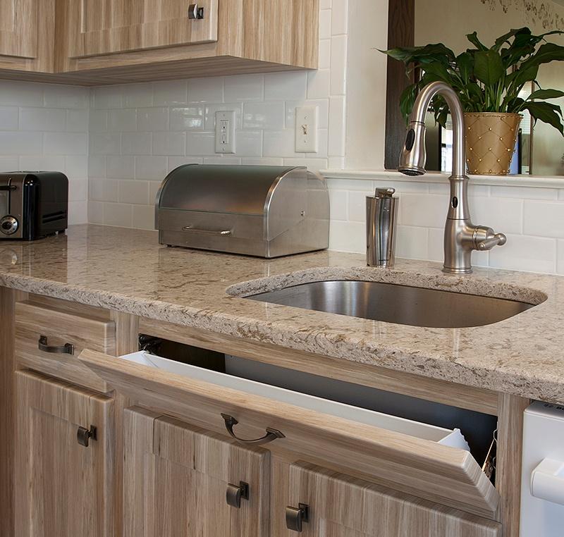 Kitchen Renovation with Cambria Quartz Countertop