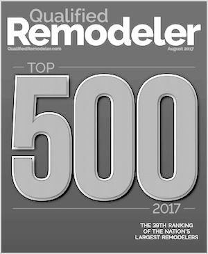 Qualified Remodeler Top 500 — #1 Kitchen Remodeler Nationwide
