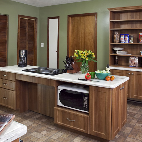 Accessible MicrowaveAccessible Kitchens for Mobility Challenges. Handicap Kitchen Design. Home Design Ideas