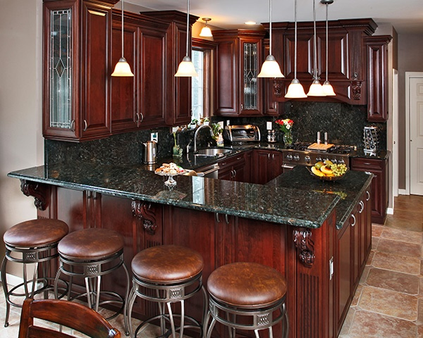Refacing Kitchen Cabinets Before And After - zitzat.com