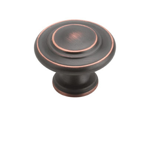 Inspirations Oil Rubbed Bronze Ring Pull