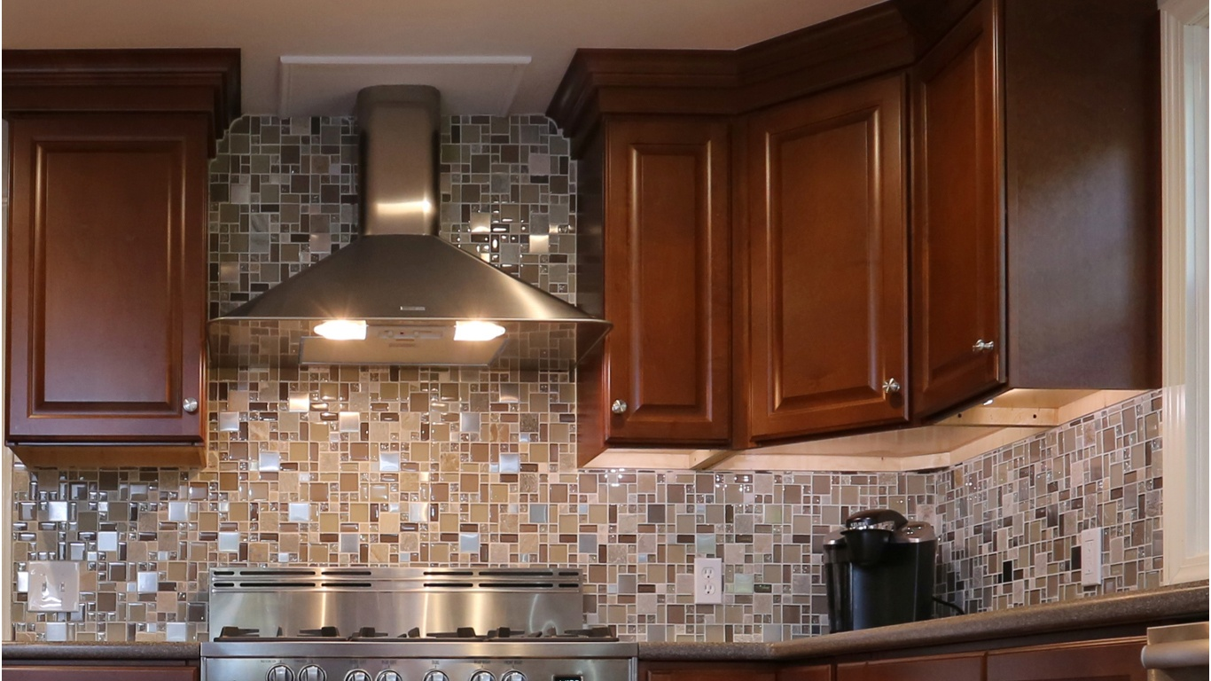 while the ultimate intention of a backsplash is to protect permeable