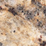 New Venetian Gold Granite Swatch