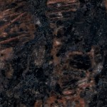 Tan Brown Granite Swatch