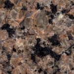 Tropical Brown Granite Swatch