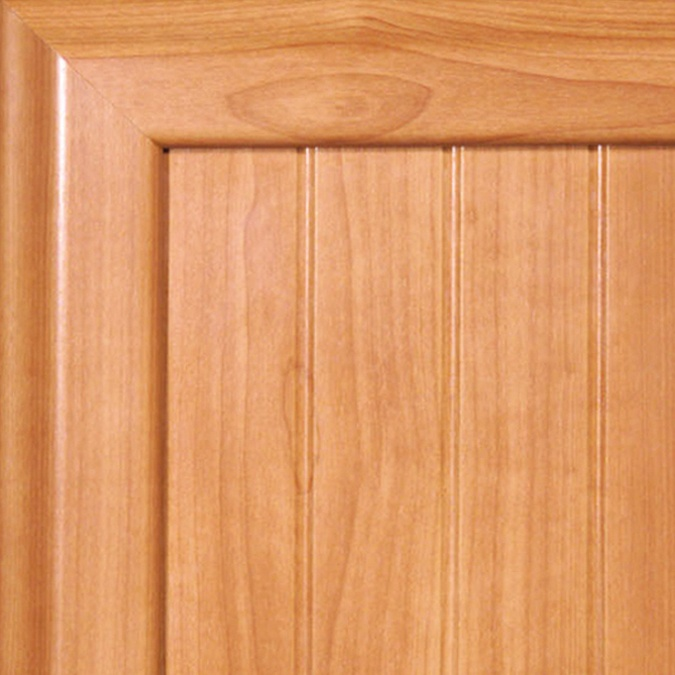 Laminate kitchen cabinet doors for Chocolate pear kitchen cabinets