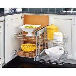 Kitchen Corner Cabinet Solutions: Cabinet Storage Solutions