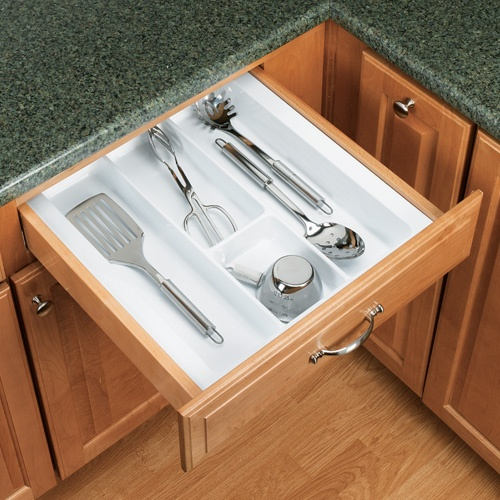 1 Tier Cutlery Drawer Insert