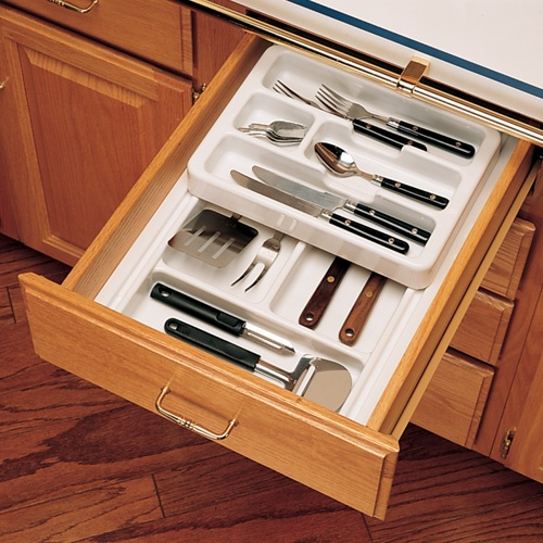 2 Tier Cutlery Drawer Insert
