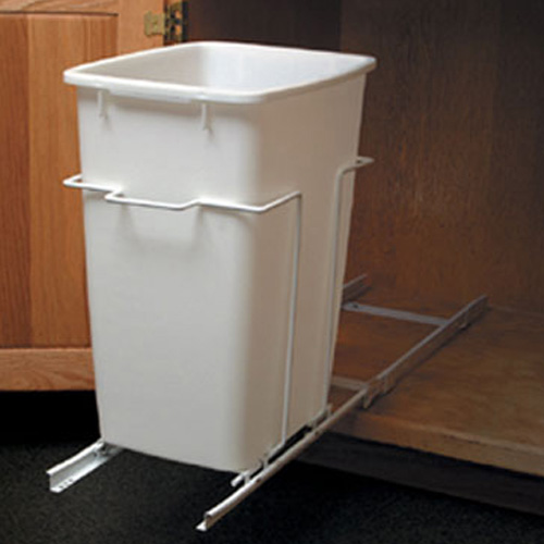Single Pull Out Trash Bin