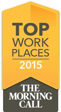 Lehigh Valley Top Workplace Award
