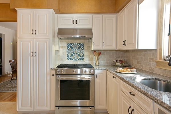 Kitchen Tile Mosaic Backsplash