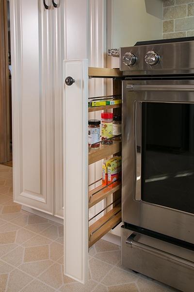 Kitchen Cabinet Storage Solutions