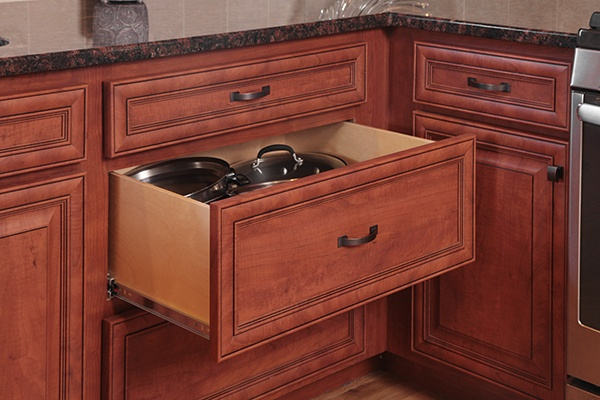 Deep Kitchen Drawers for Pots and Pans