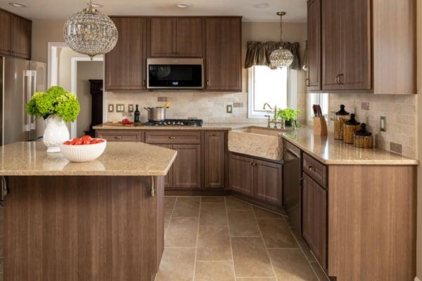Cambria Quartz Provides Durability & Style