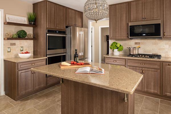 Cabinet Refacing Completely Transforms the Kitchen