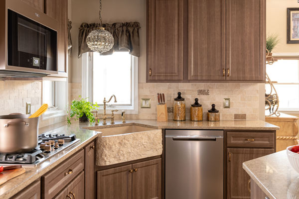 Farmhouse Sinks Are Increasing in Popularity