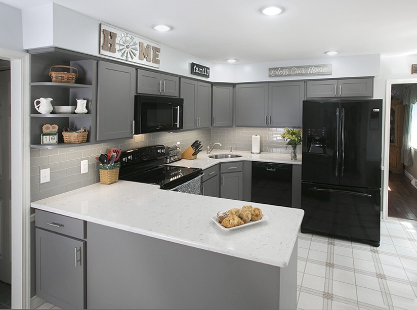 Kitchen Remodel of the Month for August 2018