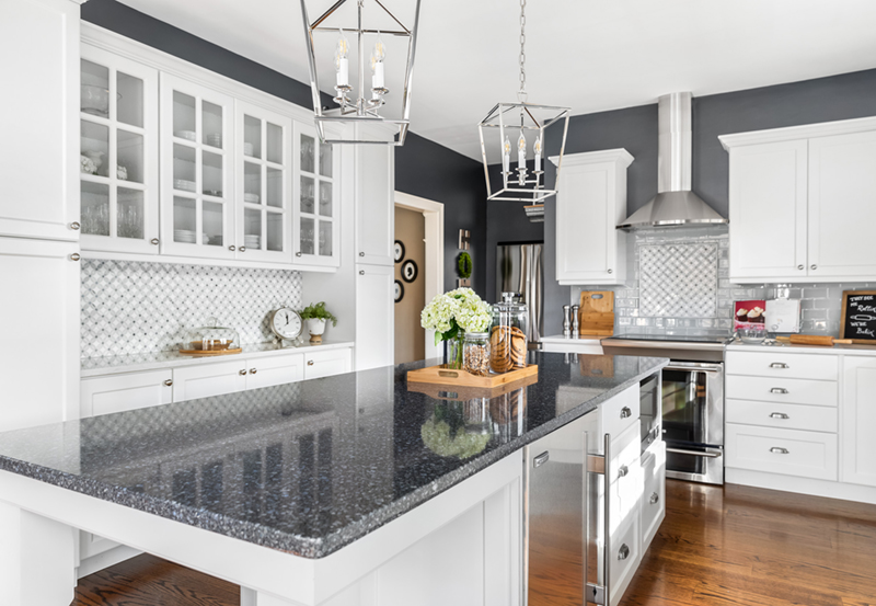 Kitchen Remodel of the Month for January 2019