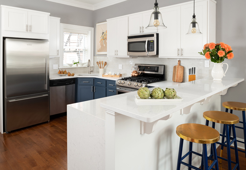 Kitchen Remodel of the Month for March 2019