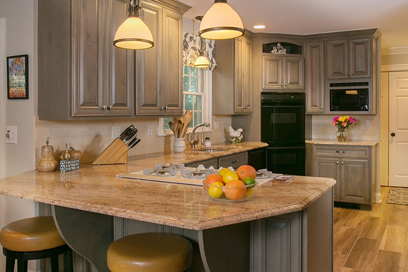 Kitchen Remodel of the Month for October 2018