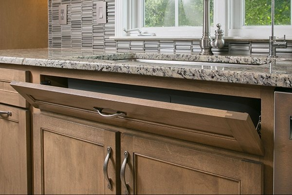 Granite with Eased Edge