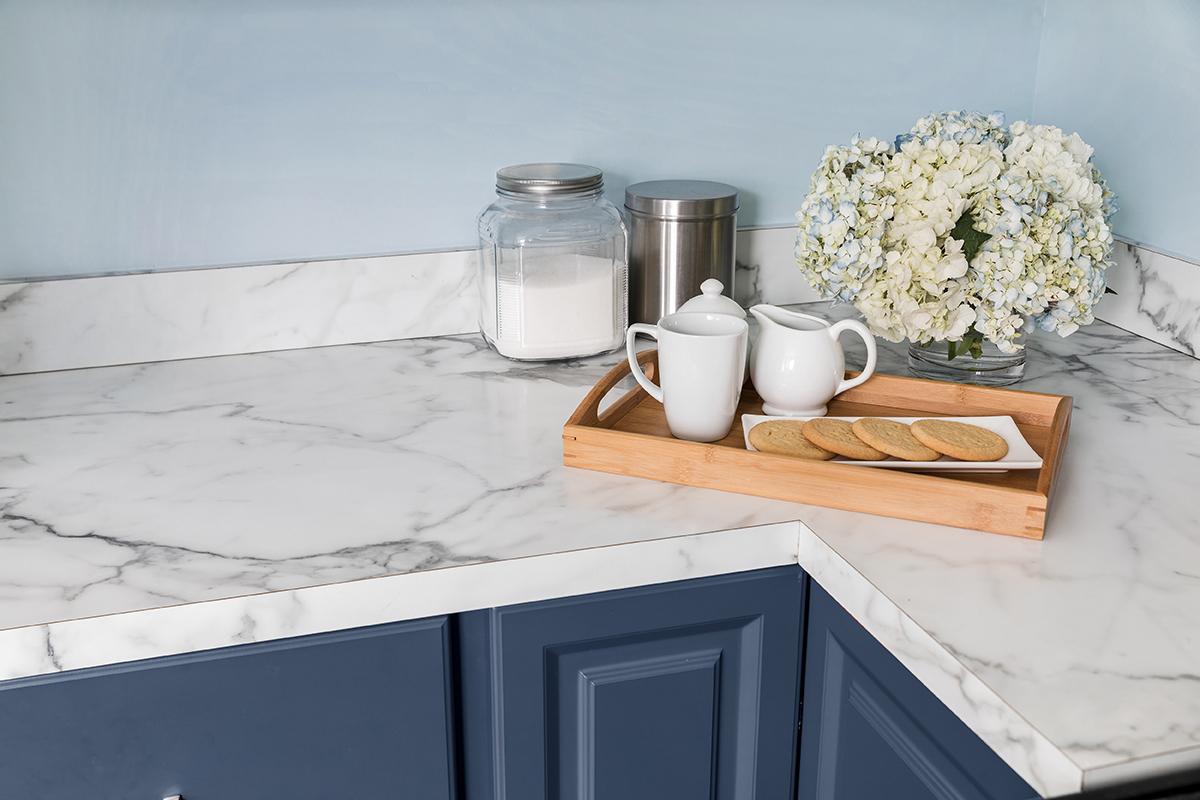 March Kitchen Laminate Countertops