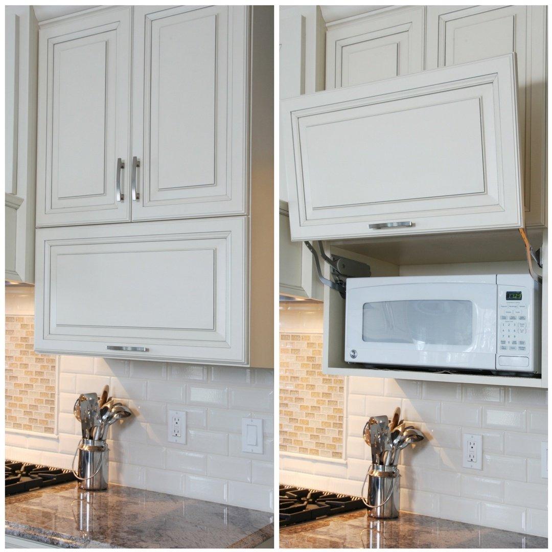 Seeking Creative Ways To Hide Your Kitchen Appliances