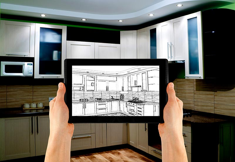 Amazing Kitchen Remodeling Apps To Get Ideas