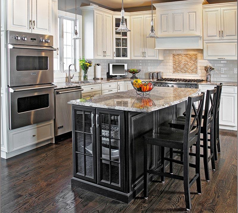 Kitchen Islands Add Storage And Convenience