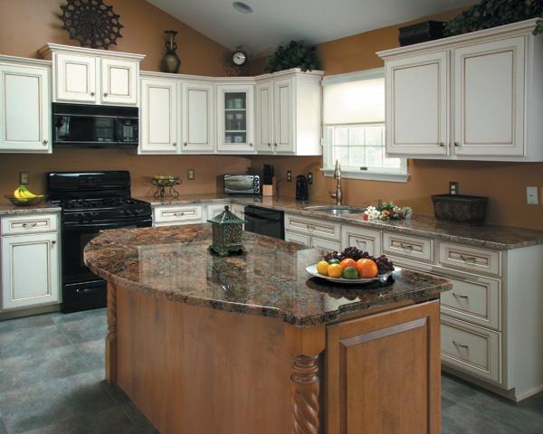 granite countertops - Best Kitchen Countertops