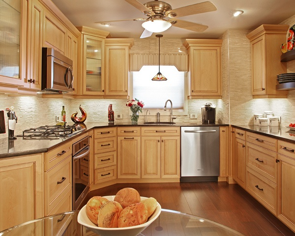 What kind of wood provides the best kitchen cabinet structure for Best type of wood for kitchen cabinets
