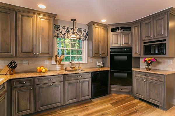 Furniture Grade Wood Cabinets