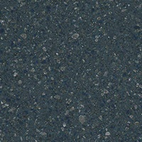 Solid Surface Corian Blue Spice Countertop Color
