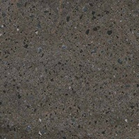 Solid Surface Corian Lava Rock Countertop Color