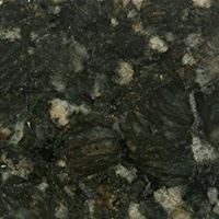 Granite  Verde Butterfly Countertop Color