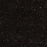 Quartz HanStone Black Coral Countertop Color