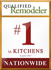 Qualified Remodelers #1 in Kitchens