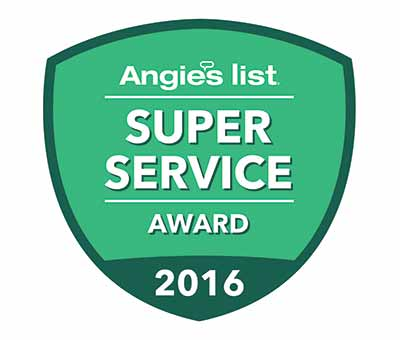 Angie's List Award 2016