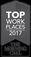 Kitchen Magic Top Work Places Award