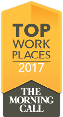 Lehigh Valley Top Workplaces 2017
